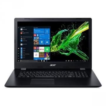 "PORTABLE Acer 17.3"" Aspire 3 Noir Core i3 7020U - 4 Go DDR4 - 256 Go SSD - Graveur DVD - Win10 Home 64 bits"