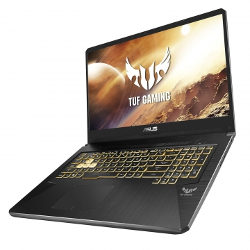 "PORTABLE ASUS 17.3"" TUF Gaming AMD R5-3550H -  8 Go - 256 Go SSD - GTX 1650 4 Go - FreeDOS - Sans sacoche/souris Full HD IPS -"