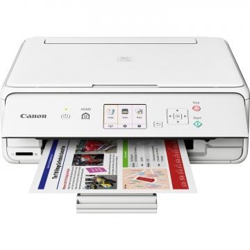 IMPRIMANTE Canon Multifunction printer PIXMA TS5051 Colour, Inkjet, All-in-One, A4, Wi-Fi, White