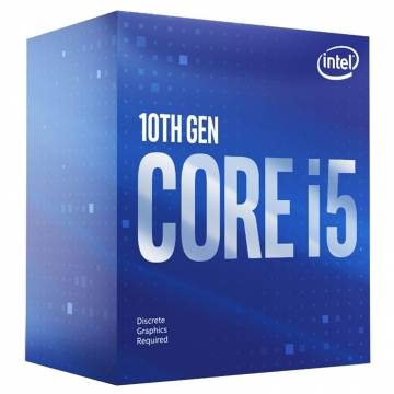 Intel Core i5 10400F 2.9GHz 12MB S1200 Box