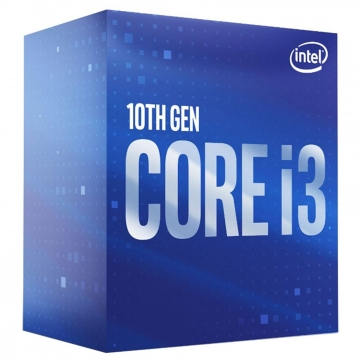 Intel Core i3 10100 3.6GHZ 6MB S1200 Box
