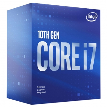 INTEL CORE i7 10700F BOX  8x2,9 65W GEN10 S1200