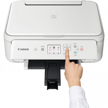 IMPRIMANTE MULTIFONCTION CANON PIXMA 2228C026 TS5151 3IN1 Jet d'encre Blanc A4/WLAN/Couleur/Bluetooth