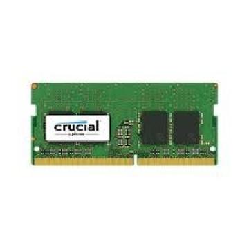MEMOIRE SO-DIMM DDR4 4 Go 2666Mhz Crucial