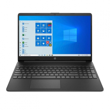 "Portable 15.6"" HP - Ryzen 3 3200U / 2.6 GHz : Windows 10 Familial 64 bits, 4 Go RAM, 1 To HDD, Graveur de DVD, Ecran 15.6"" 1366 x 768 (HD), Radeon Vega 3, Wifi, Bluetooth, Cendres argent sombre Garantie 1 An constructeur"