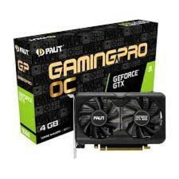 CV Palit GTX1650 GamingPro OC 4G 4Go