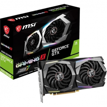 CV MSI GeForce GTX 1660 SUPER GAMING X