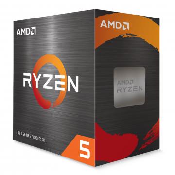 PROCESSEUR AMD RYZEN 5 5600X - 4.6GHZ/35MO/AM4/BOX
