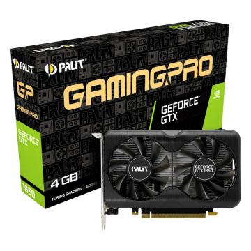 CV Palit 1650 4GB Palit GP - GamePro PCIE GTX