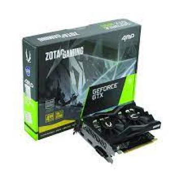 CV ZOTAC PCIE GTX 1650 4GB AMP