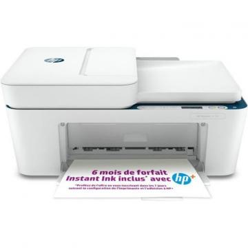 IMPRIMANTE HP DeskJet 4130e, A jet d'encre thermique, Impression couleur, 4800 x 1200 DPI