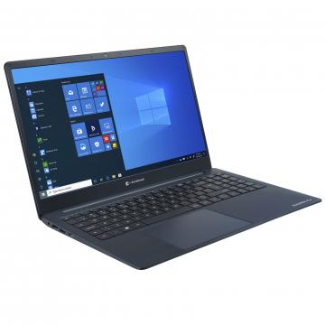 """PORTABLE 15.6"""" Toshiba """" DYNABOOK C50-G-102 I5-10210U/8Go/256Go SSD/Win10HOME bleu foncé, noir (clavier) Garantie 1 An Enlèvement et Retour sur site constructeur"""