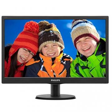 """MONITEUR 22"""" Philips 223V5LSB/00 VGA/DVI Garantie 3ans site"""