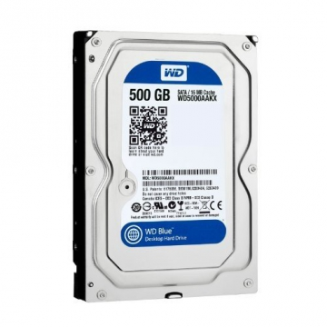 HDD 500 Go Western Digital 3.5 SATA 6Gb 16M  BLUE