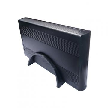 "BOITIER EXTERNE 3.5"" HEDEN - USB 2.0 - Interface Combo Sata III / IDE - Aluminium Noir"