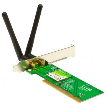 TP-LINK - CARTE WIFI - PCI  802.11N 1T1R 300Mb  TP LINK
