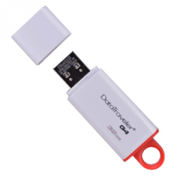 CLE USB 3.1 64GB Kingston DTI G4 Taxe Sorecop incluse